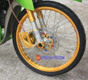 Modifikasi Yamaha Vega R : Roda Dpn-Enjoy Bersok Combiz