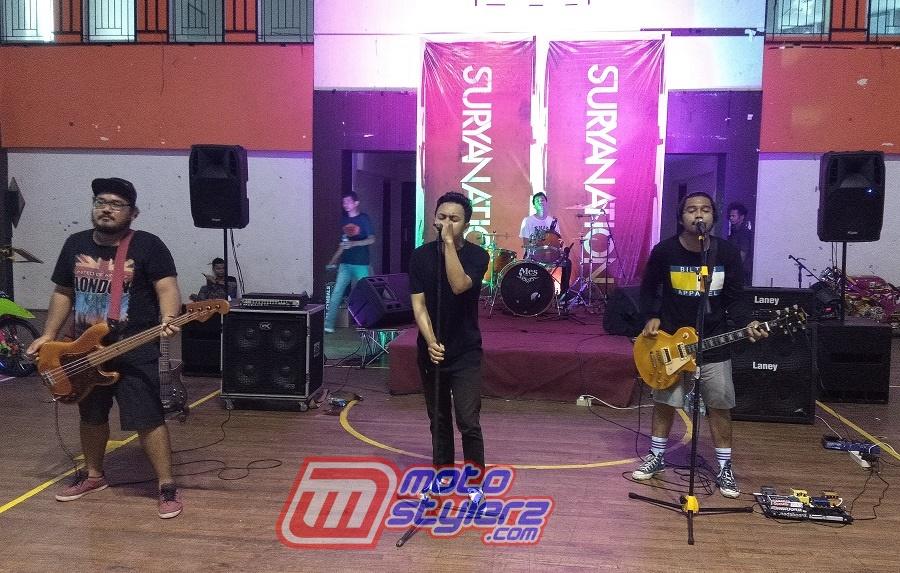 Band Perform-Lengkapi Kemeriahan RBC Pekanbaru