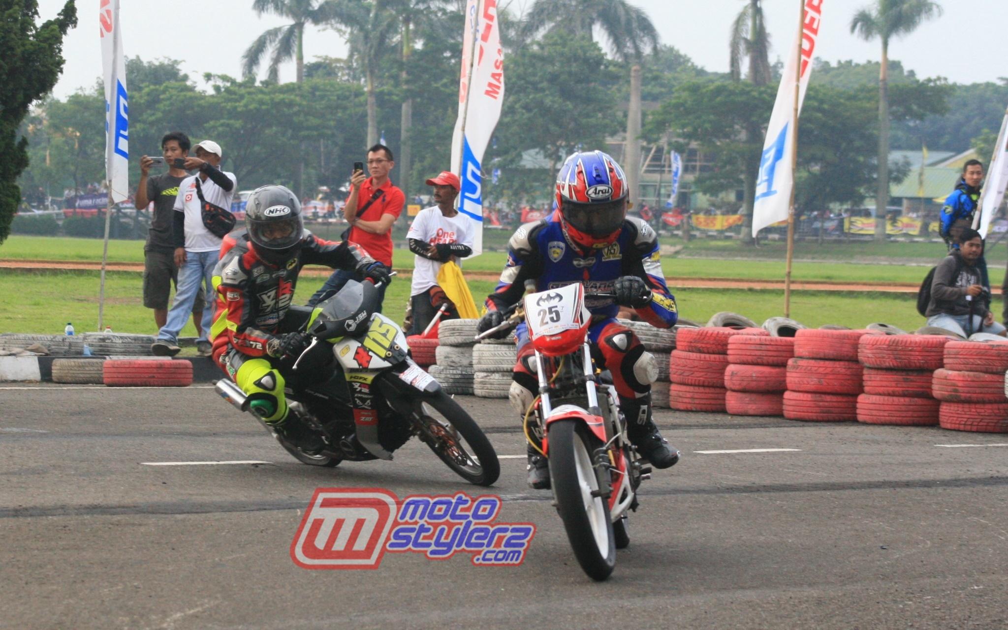 Aksi Ex Rider-Nggak Kalah Sengit Bro