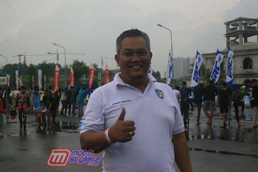 H.Martin Harjawinata-Bangga Cikarang Jadi Venue Event Top