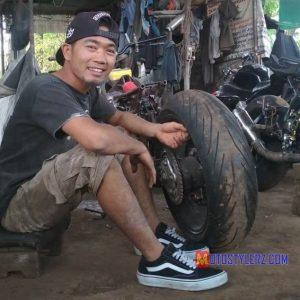 AFC16 Custom Bike (Padang): Specialist Custom Frame & Undercarriage, Siap Menasional