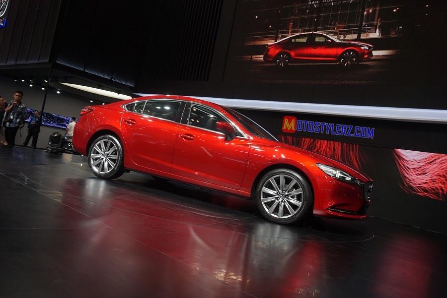All New Mazda 6 ELITE Sedan