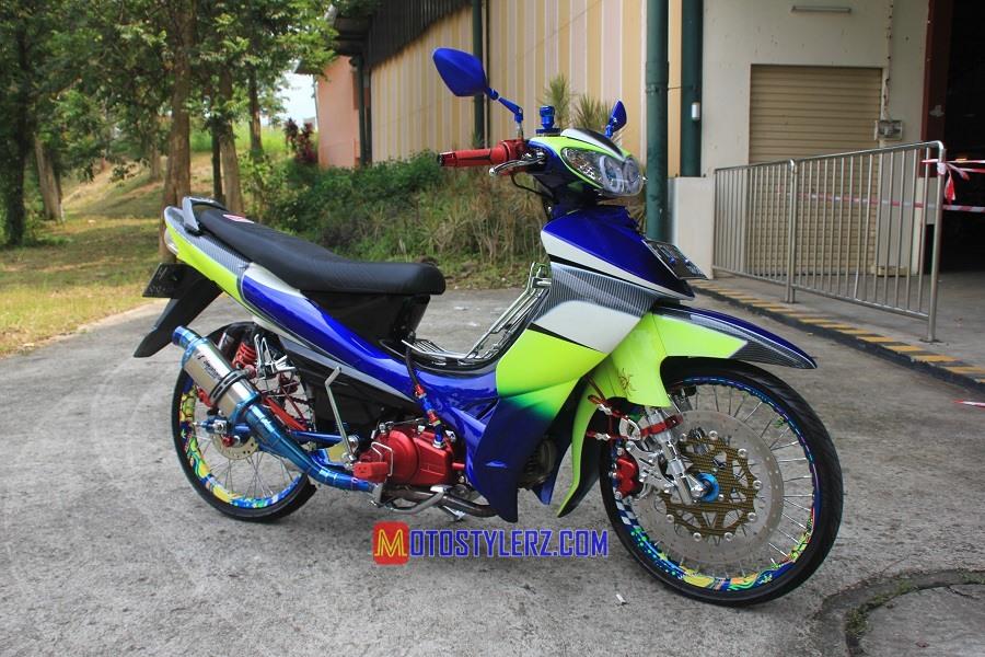 Modifikasi Jupiter Z 2003-Bogor