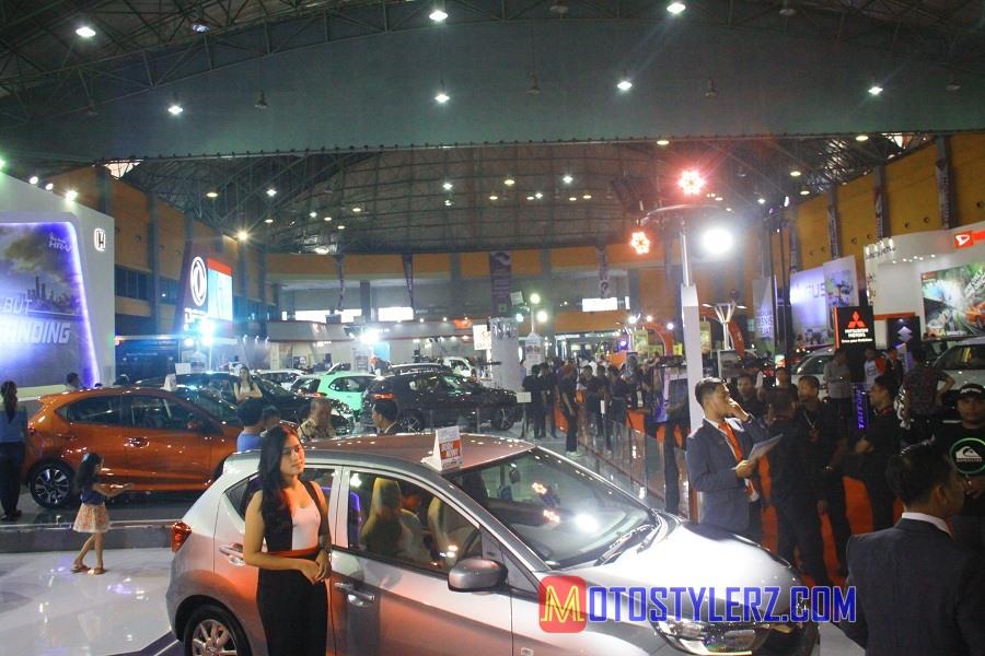 GIIAS Makassar Auto Show-Sukses Dihadiri Ribuan Pengunjung