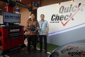 PT Himawan Putra memperkenalkan teknologi Quick Chek Hunter
