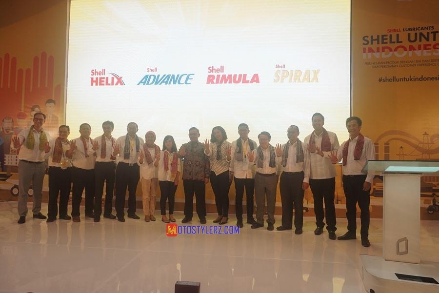 Shell Untuk Indonesia