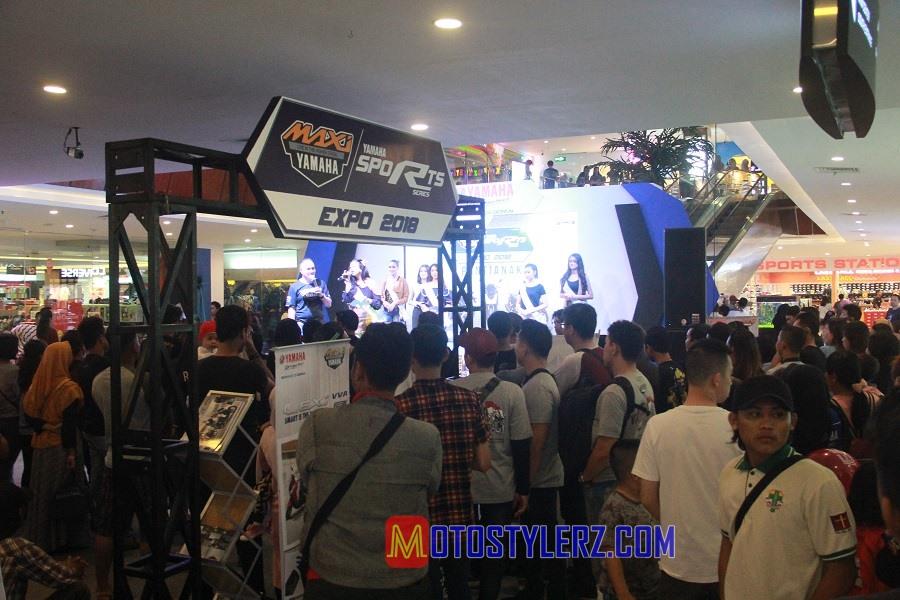 Maxi Sports Expo-Sukses Menyapa Masyarakat Pontianak