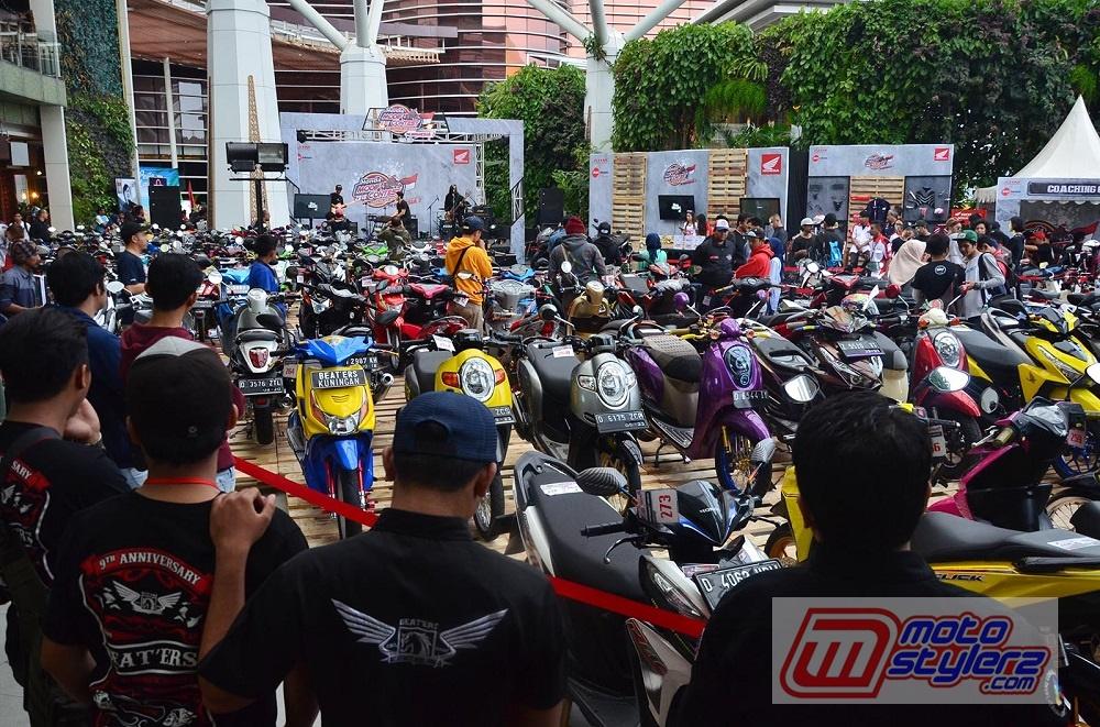 HMC Seri Bandung-Dimeriahkan 163 Peserta