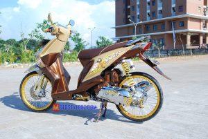 Modifikasi Honda Beat 2009 Bekasi : Fashion Harian