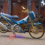 modifikasi motor suzuki rider 2003 Bekasi : Modifikasi Rider-Gaul Harian