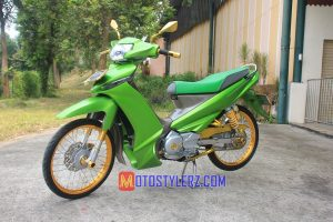 Modifikasi Yamaha Vega R : Modifikasi Vega ZR-Modis Berbudget Murmer