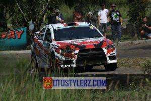 "Kejurnas Sprint Rally Seri 4""2018 (Sentul): RFT Motorsport Sabet Podium 1 Di 5 SS, Performa Achilles ATR K Sport Terbukti Ampuh"