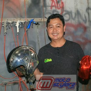 Refresh Custom Modified (Bandung): Hadirkan Trend Karbon Printing & Chrome Spray, Rujukan Modifstylerz Tanah Air