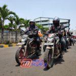 DAM Wisata Bahari-Diikuti 100 Bikers Dari Pestric & IMHC