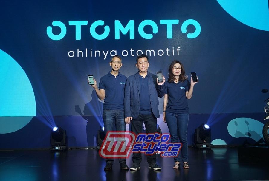 Peresmian Aplikasi Otomoto-Solusi Jitu Buat Pemilik Motor