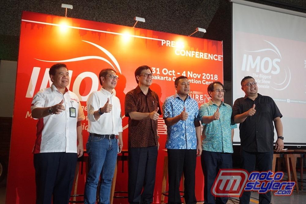 Presscon Jelang IMOS 2018