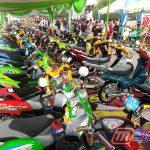 Anniversary HBR 17 Indonesia Motobike Modification Contest-Rekor 150 Modifstylerz