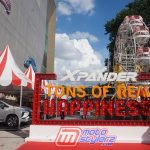 XPANDER Tons of Real Happiness-Menyapa Masyarakat Palembang