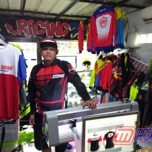 Racing Zone (Subang): Special T-Sirt Custom, Ready Menasional With Desain Terbaik & Berkualitas