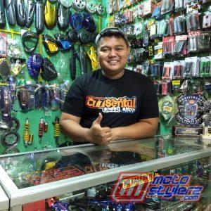 C77 Sentul Speed Shop (Bogor): Totalitas Selami Bisnis & Passion Modif Demi Misi Menusantara
