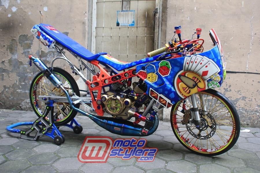 Modifikasi Ninja-Dijahili Trend Racing Mothai