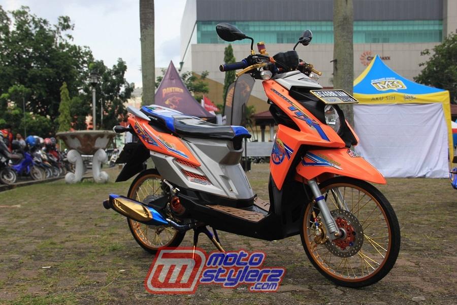 Modifikasi X-Ride-Minimalis Thailook