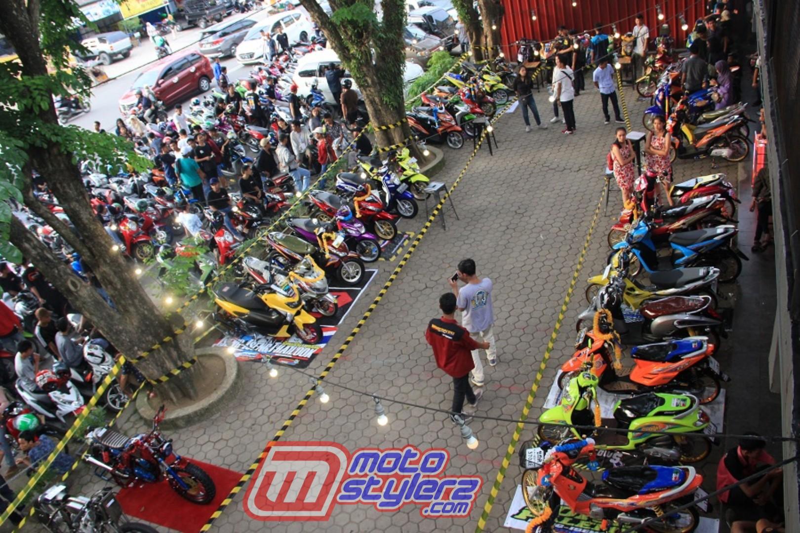 Moto contest By Rumah Airbrush Rayakan Ultah Bareng 50 Maskot Keren