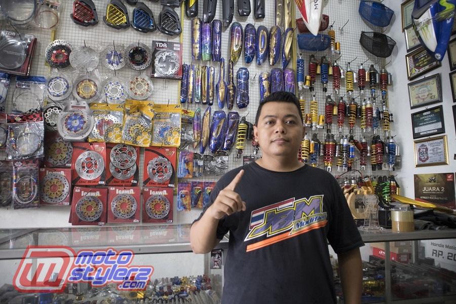Beni JBM Modified-Asesoris Thailand Apapun Ada Disini Bro.