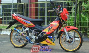 Modifikasi Sonic-Sporty Thailook