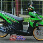 Modifikasi Vario-Green Thailook