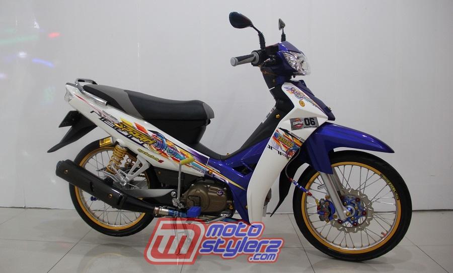 Modifikasi Vega R-Rookies Thailook
