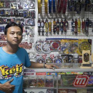 Key Speed Shop (Cibitung): Ready Aseso Multi Brand Thailand, Kepuasan Konsumen Utamanya