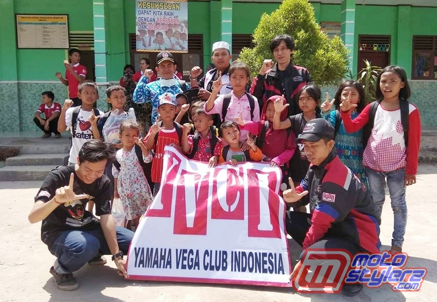 YVCI Kembali Menyapa Korban Tsunami Selat Sunda