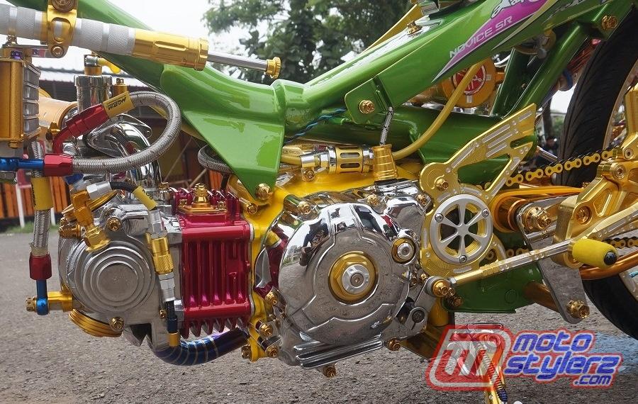 Engine-Resik & Blink Blink