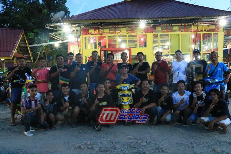 Keluarga Modiflovers Ranah Minang-Silaturahmi & Kekeluargaan Jadi Misi Utama