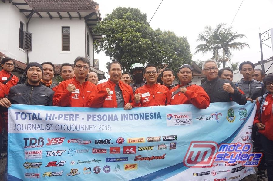 Kunjungan Ke Dinas Pariwisata dan Kebudayaan Provinsi Jawa Barat