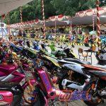 Mesin Bersatu XV-Dihadiri 180 Maskot Keren Pulau Jawa