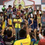 Muhammad Ismail (Marketing Pikoli)-Momen Podium Bareng Jawara Road Race Meikarta