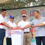 Pembukaan South Sumatera Millennial Road Safety Festival-Dipimpin Wakapolda Sumsel, Brigjen Pol Denni Gapril
