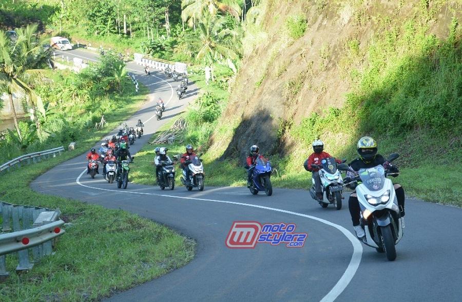 Total Hi-Perf Pesona Indonesia Journalist Otojourney Jilid 2-Sukses Tempuh 400 Km