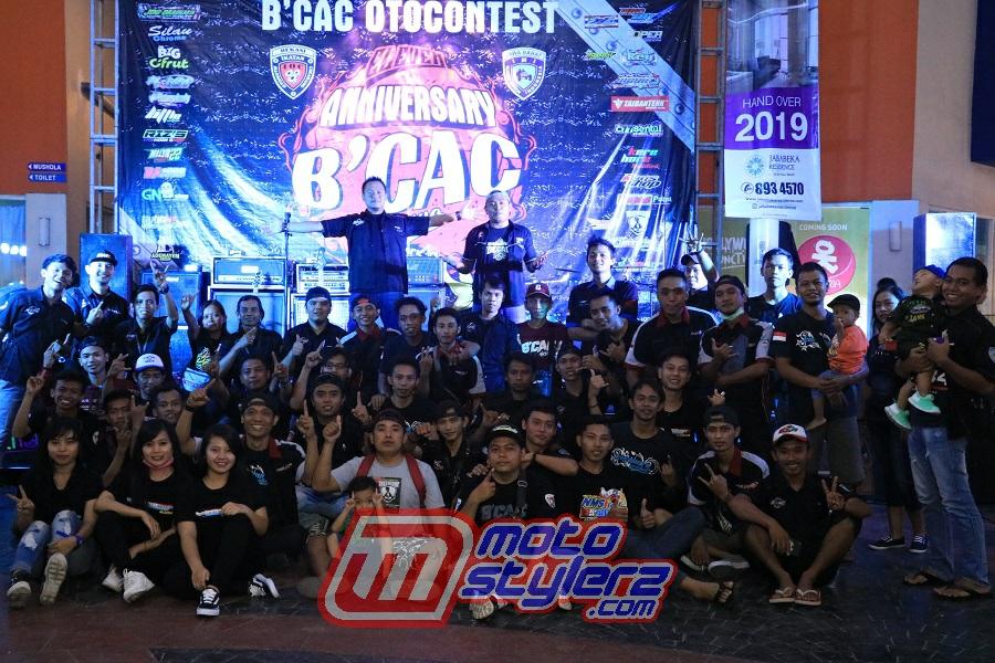Keluarga B'CAC-Makin Solid Di Usia Ke 11 Tahun