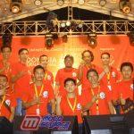 Keluarga Komunitas Airbrush Makassar (KAM)-Siap Kemas Motocontez Bergengsi