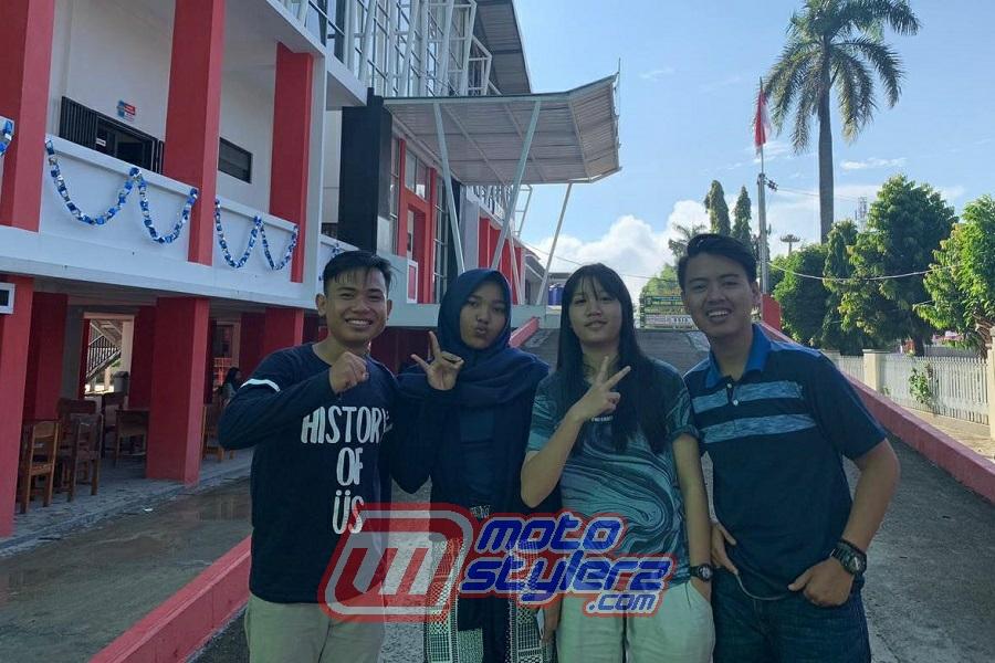 OSIS & Panitia Glorious 4 Smansa Bandar Lampung-Siap Hadirkan Pensi Nyentrik Bareng Even Motocontez