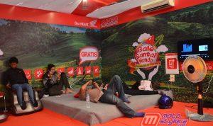 Bale Santai Honda-Program Tahunan Paling Dinantikan Konsumen Honda