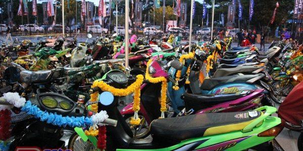 IIMS Bike Modification Contest '2019 (Makassar): Peserta Motocontez Meningkat Signifikan, Lebih Seru Dikemas Outdoor Bareng Kreasi Ngehits Thailook & Ceper Style