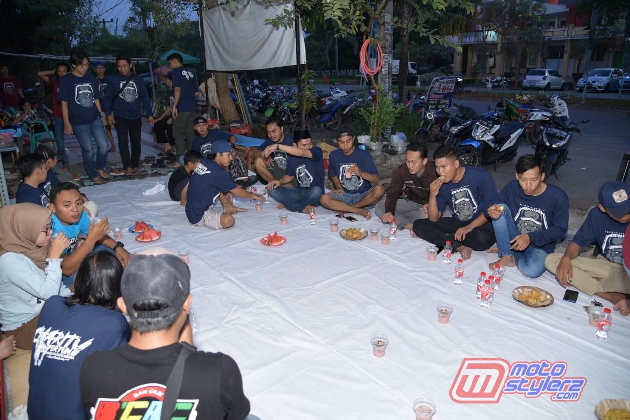 Bukber Seru-Disakralin Skuad PPCS Sambil Bersilaturahmi