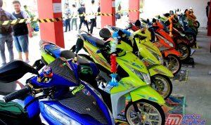 Motocontez by Smansa Bandar Lampung-Diserukan 5 Hot Category
