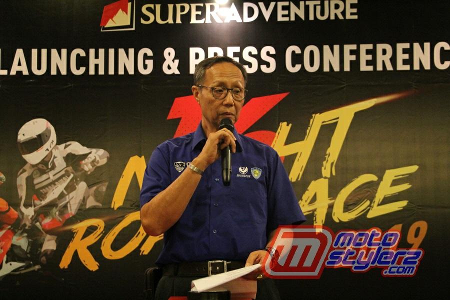 H Handoko Halim-Ketua Umum Montesz Indonesia (Promotor)