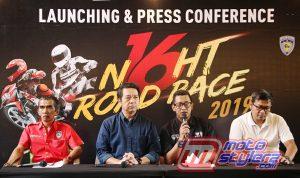 Launching & Press Conf SANRR 2019-Dihadiri Management Super Adventure, Montesz Indonesa, Pimpinan Lomba & Ketua IMI Jabar