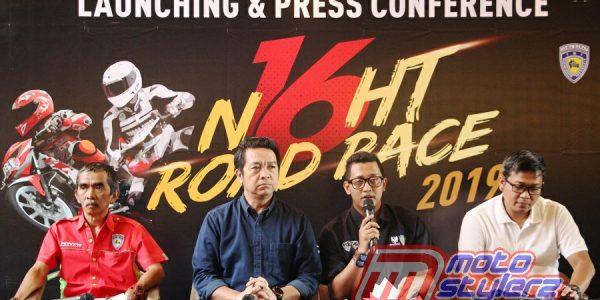 Launching & Press Conference Super Adventure Night Road Race 2019 (Bandung): Event Favorit Racer Seantero Jawa, Siap Manjakan Semua Pihak